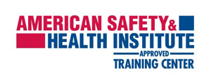 Approved Training Center for the American Safety & Health Institute